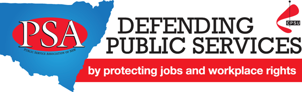 Defending Public Services logo medium