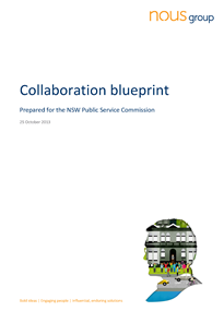 2014 April - Collaboration blueprint cover small