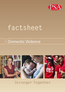 Domestic Violence updated Factsheet Final March 2014 medium