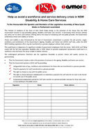 Petition Disability and Home Care version 8 July 2014 small
