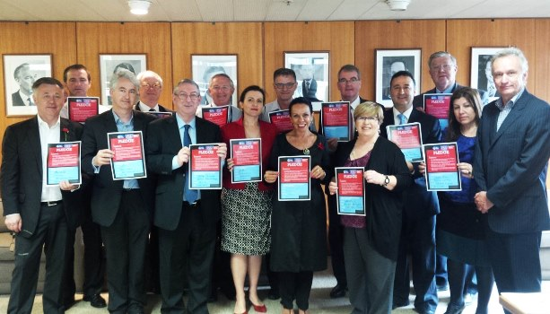 Labor caucus 11 November 2014 medium