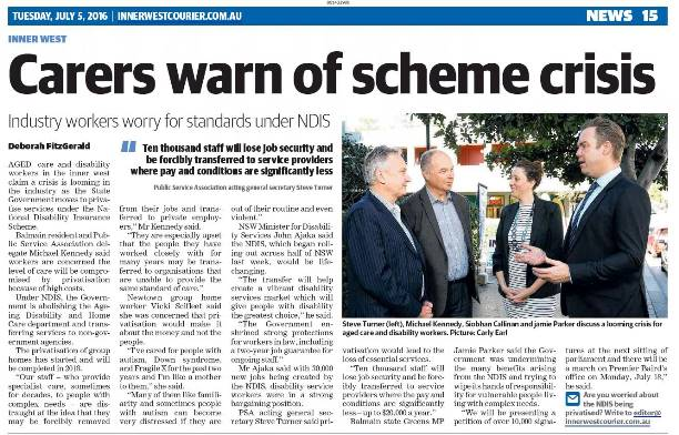 5 July Innerwest courier