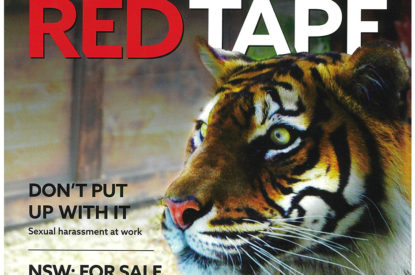 Red Tape January - April 2018 edition