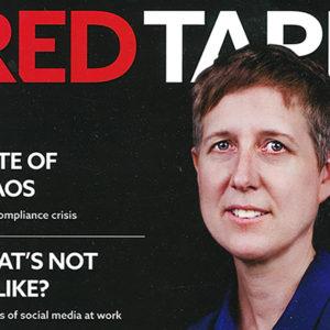 Red Tape October - December 2017 edition