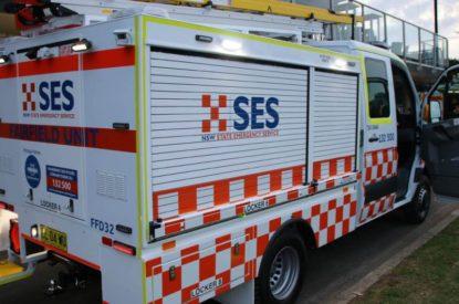 State Emergency Service organisational transformation