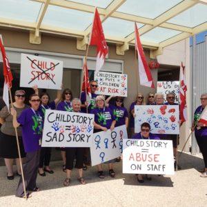 PSA Community Services bans remain in place