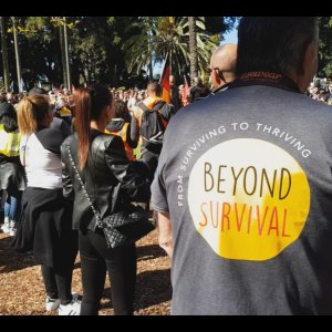 Beyond Survival Rally