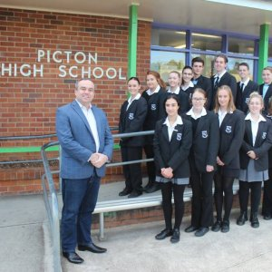 Picton High School renovations – PSA report back