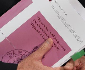 NSW Ombudsman Change Management Plan update