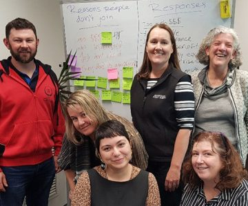 PSA/CPSU NSW training: Queanbeyan