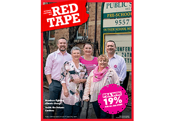 Red Tape Oct-Dec 2019