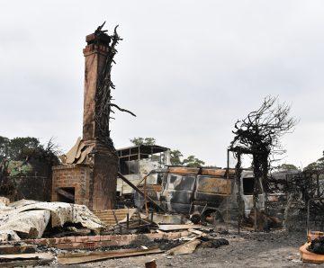 PSA/CPSU NSW members affected by bushfires