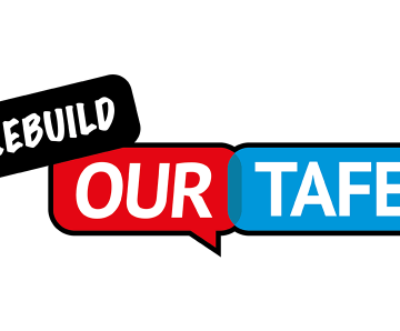 Rebuild Our Tafe