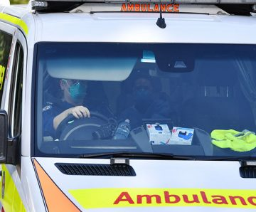 Emergency ambulance cover available for all PSA/CPSU NSW members