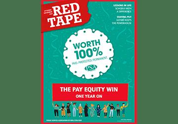 Red Tape October - December 2020