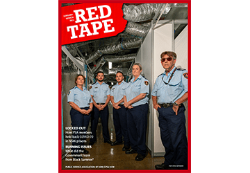 Red Tape - Jan - March 2021