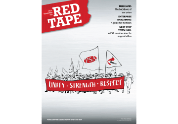 Red Tape - July to Sept 2021 Edition
